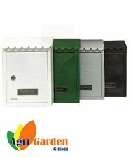 CASSETTA POSTALE 'STAMP' COLORE VERDE-  Agrigarden Giffoni