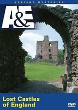 ANCIENT MYSTERIES - LOST CASTLES OF ENGLAND (A&E DOCUMENTARY) NEW AND SEALED