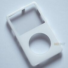 NEW iPod Video White Front Housing 5th Gen Classic Cover Face 30GB 60GB 80GB UK