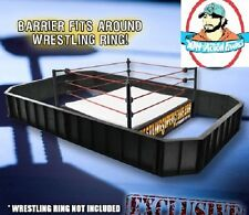 Wrestling Ring Barricade for a Wrestling Ring