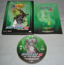 Star Ocean EX, Vol. 1: The Inception - 2001 Anime DVD Video - COMPLETE & MINT!