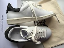 ISABEL MARANT ETOILE 'Bart' lace-up sneakers  Sz 38 $525