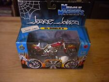 West Coast Chopper Jesse James El Diablo II   1:18 Scale 2003
