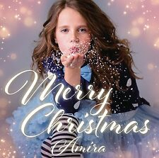 AMIRA WILLIGHAGEN - MERRY CHRISTMAS  CD NEW+ TRADITIONAL