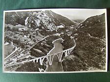 COLLONGES FORT L'ECLUSE (Ain) - RHONE dans JURA - PHOTO AERIENNE 27 x 45  LAPIE