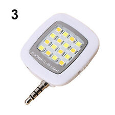 SELFIE FLASH LIGHT (16 LED) FOR IPHONE, SAMSUNG, ANDROID & WINDOWS PHONES