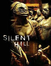 "Silent Hill - Pyramid Head Game poster 17"" x 13"" Decor 09"