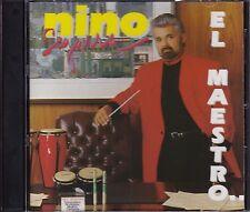 Nino Segura el Maestro CD New Nuevo