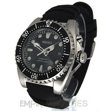 * NUOVO * SEIKO KINETIC Pro Divers 200m GOMMA WATCH SKA371P2-Rrp £ 295