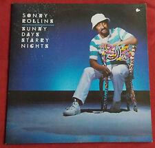 SONNY ROLLINS   LP ORIG FR SUNNY DAYS STARRY NIGHTS