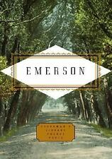 Everyman's Library Pocket Poets Ser.: Emerson by Peter Washington and Ralph...