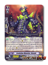 Cardfight Vanguard  x 4 Evolution Monster, Davain - G-EB01/026EN - C Mint