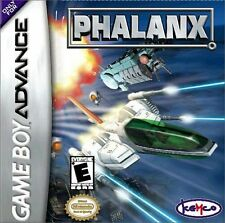 Phalanx GBA New Game Boy Advance