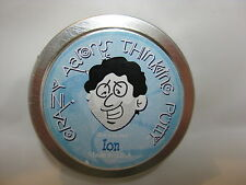 "ION GLOW IN THE DARK Crazy Aaron's Thinking Putty New small 2"" tin"