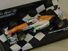 MINICHAMPS 410120011 - Force India Mercedes VJM05 F1 GP Di Resta 2012 1/43