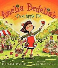 Amelia Bedelia's First Apple Pie BRAND NEW HARDCOVER Book EBAY BEST PRICE!