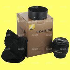 Genuine Nikon AF-S Nikkor 50mm f/1.4G F1.4G Lens