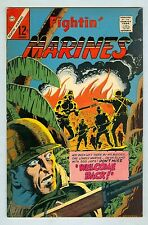 Fightin' Marines #70 August 1966 VG/FN