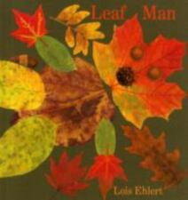 Leaf Man (Ala Notable Children's Books. Younger Readers (Awards))-ExLibrary