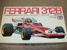 1/12 Tamiya Ferrari 312B F-1 ==  New in Box !!