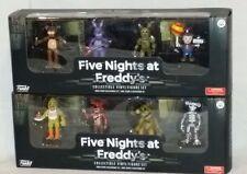 FIVE NIGHTS at FREDDY - Funko NEW misb - MINI COLLECTIBLE VINYL Figure set 1 & 2