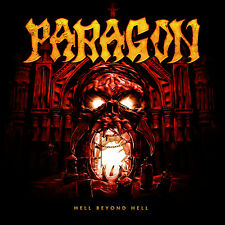 PARAGON - HELL BEYOND HELL CD  für Fans von Accept, Judas Priest, Running Wild