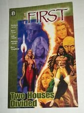 Crossgen THE FIRST Two Houses Divided Volume 1 TPB Trade Paperback