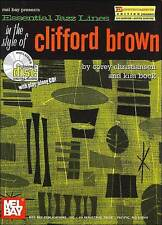 Essential Jazz Lines in the Style of Clifford Brown, Eb