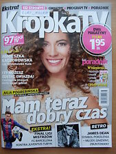 KROPKA TV 23/2015 JULIA POGREBINSKA,James Dean,Jane Seymour,Adrien Brody