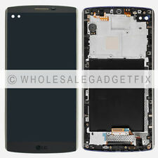 USA OEM LG V10 H900 H901 VS990 LCD Display Screen Touch Screen Digitizer + Frame