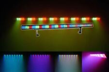 Chauvet COLORSTRIP 4 Channel DMX LED Multi-Color DJ Light Bar Effect Color Strip