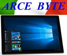 MICROSOFT SURFACE PRO INTEL CORE i5 SSD 64GB RAM 4GB FATTURABILE WINDOWS 10 PRO