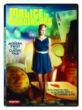 Malice in Wonderland (2010, DVD NEUF) WS