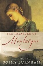 The Treasure of Montsegur: A Novel of the Cathars-ExLibrary