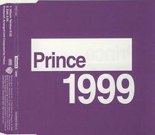 PRINCE 1999 Promo 2-track jewel case MAXI CD   Warner Bros. Records ‎– PR01160