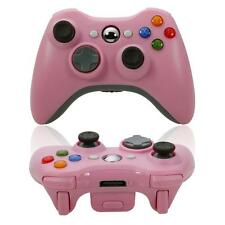 New 2.4GHz Wireless Controller GamePad for Microsoft XBox 360 Console Pink