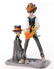 Anime Katekyo Hitman Reborn Sawada Tsunayoshi Toy Figure Doll New In Box