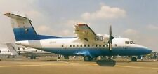 Let L-610 Airliner Transport Aircraft Wood Model Replica Small Free Shipping