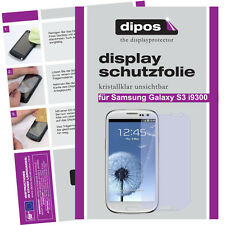 1x Samsung Galaxy S3 i9300 screen protector protection guard crystal clear