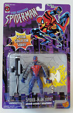 The Amazing Spider-Man - Spider-Man 2099 action figure: SPIDER assault armement