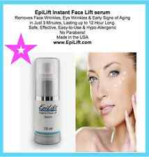 instant face lift in 3 minutes collagen and peptides for longer lift and wrinkle