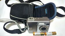 Kodak EasyShare CD33 3.1 MP Digital Camera - Silver Work Well Tested Original