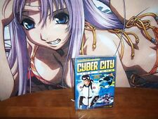 Cyber City - Time Bomb - BRAND NEW Overstock item with Saw Cut Anime DVD
