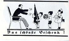 Minimax Feuerlöscher Das schönste Geschenk Historische Annonce 1928