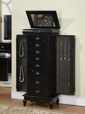 Morris 8 Drawer Jewelry Armoire