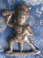Antique Very Old Tibetan Sky Bronze Khadgapani Thogchags, Nepal