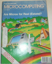 Kilobaud Microcomputing Magazine Are Micros Real Estate December 1983 120414R2