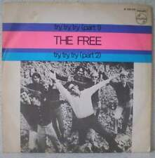 "The FREE Try try try RARE 7"" 1969 pop-soul Nederbiet"