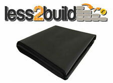 DPM 4Mx10M BLACK DAMP PROOF MEMBRANE SHEETS 1200g/300mu