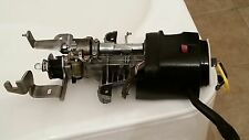 FORD F150 BRONCO NON-TILT STEERING COLUMN AUTOMATIC TRAN OVERDRIVE BUTTON  W/KEY